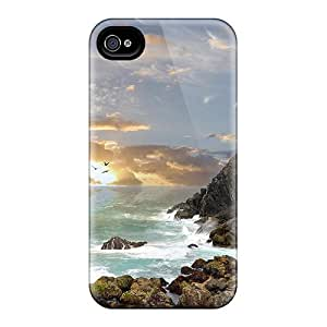 Premium Dws25159DvVc Cases With Scratch-resistant/ Rock In The Surf Cases Covers For Iphone 6