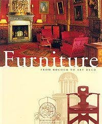Furniture Atlas: From Rococo to Art Deco