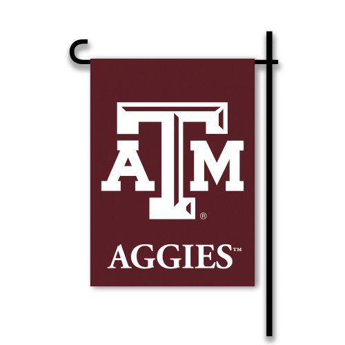NCAA Texas A&M Aggies 2-Sided Garden Flag -