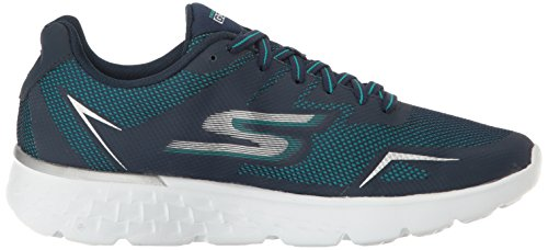 Aqua Navy Skechers Black 400 Damen Go Run Blue Outdoor Aqua Fitnessschuhe qqYzvw