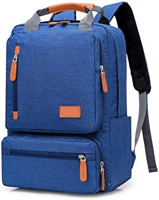 Sufei Laptop-Rucksack-Beutel Männer, Großer Reise Computer-Rucksack Gelegenheits Daypack Für Business-Student Freizeit Knapsack,Blau