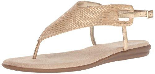 Aerosoles Women's Chlose Friend Sandal, Gold, 8.5 M US by Aerosoles