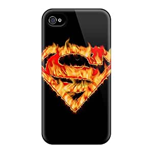 Iphone 6 Cases Slim [ultra Fit] Superman Protective Cases Covers
