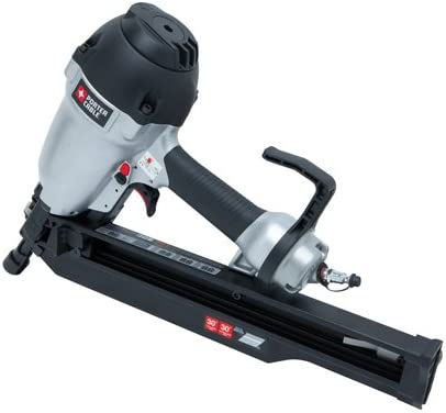 PORTER-CABLE Framing Nailer, Paper Tape, Tool Only FC350B