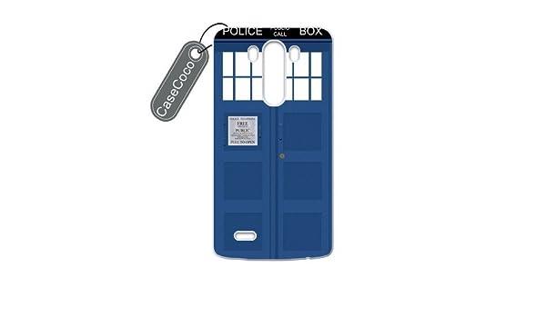 CASECOCO canciones serie de televisión Doctor Who funda LG ...