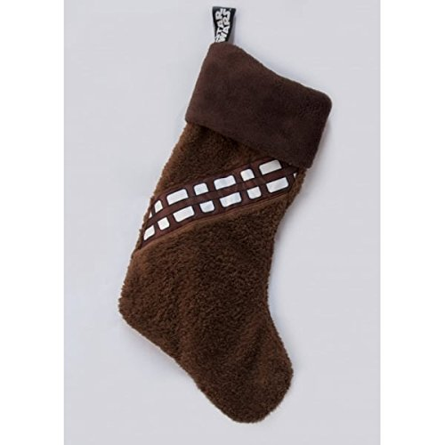 Star Wars Official Chewbacca Christmas Stocking by GGS