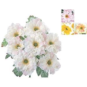 FLOMO Pastel Zinnia Bouquet 5