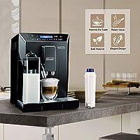 Rhodesy 4 Cafetera Automática Filtro para DeLonghi DLSC002 ...