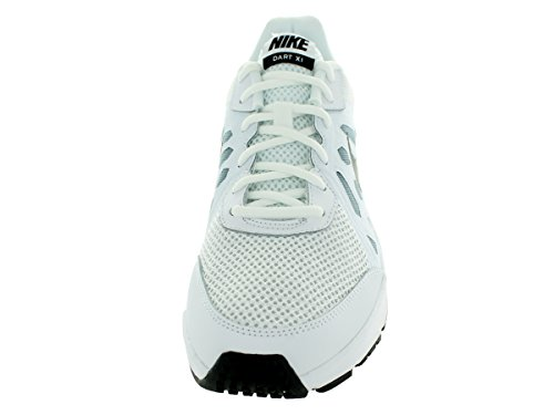 Dart de Nike 11 Dove Grey White Hombre running White Black Zapatillas ZdUOwgq