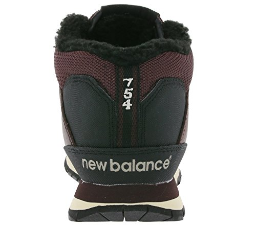 New Uomo Sneaker Balance New Balance Brown Hl754bo 6Hpfx