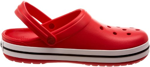 Clogs Red Unisex Crocs Crocband Adult IxztIqnT