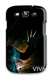 3530816K61423194 Snap-on Case Designed For Galaxy S3- Coldplay