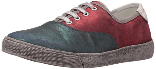Marc Jacobs Heren S87ws0234 Fashion Sneaker Blauw / Rood