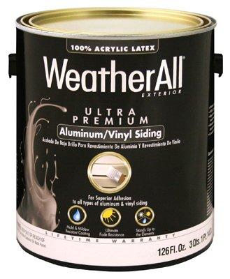 True Value AVESN-GL -Gallon NTRL Aluminum Side Paint