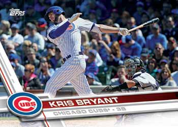 2017 Topps Baseball Series Complete Base Set 1-351 350 Cards Loaded with Stars, Rookies and Future Stars