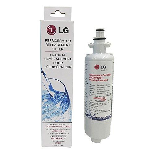 4 PK Genuine LT700P ADQ36006101 Kenmore 46-9690 Fridge Water Filter Cartridge by new
