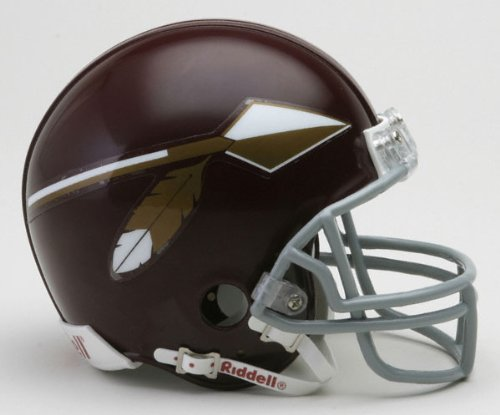 Casco Mini casco di ritorno Redskins