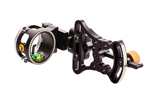 Trophy Ridge Pursuit Vertical Pin Bow Sight (Right Hand) - Bow Sight Pins