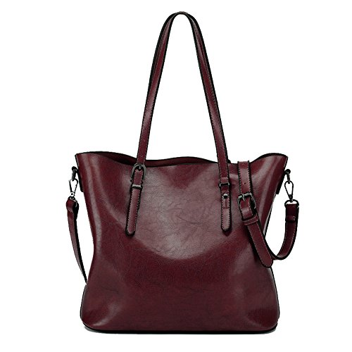 Zicac Vintage Synthetic Leather Shoulder