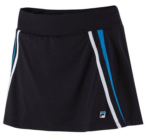 - Fila Tennis Women's Center Court Skort, X-Small, Black