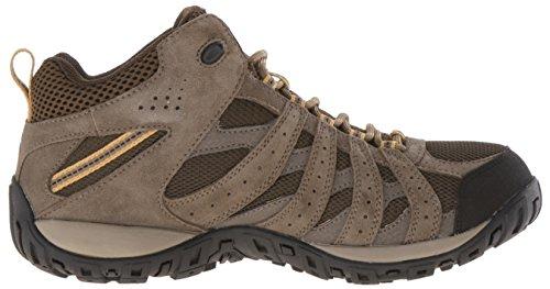 Columbia Men S Redmond Mid Cut Waterproof Trail Shoe