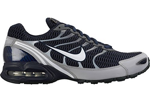 online store 0ccf2 855e5 Galleon - Nike Men s Air Max Torch 4 Running Shoe Size 10.5 D(M) US,  Obsidian White-wolf Grey-dark Grey