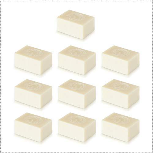 アルガン石鹸10個セット( 145g ×10個) ナイアードの無添加アルガン石鹸 B078T5M8G8