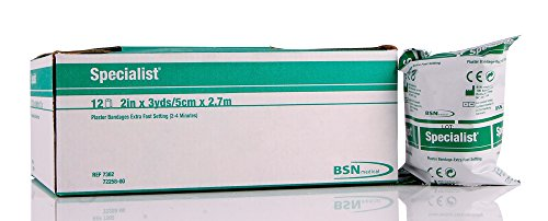 (BSN Specialist Plaster Bandages, Extra Fast 2