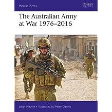 The Australian Army at War 1976–2016