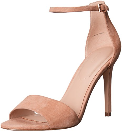 Aldo Women's Fiolla Dress Sandal, Natural, 6.5 B US