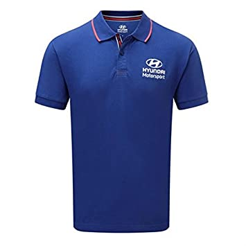 Hyundai World Rally Team Poloshirt Rally - Polo para Hombre ...