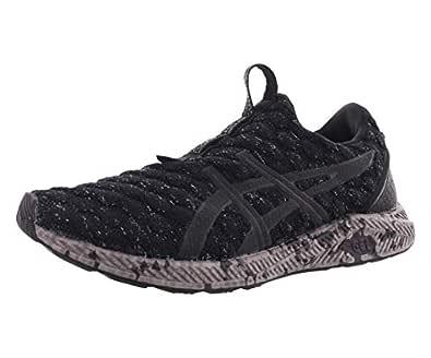 ASICS HyperGEL-KENZEN Men's Running Shoes (6, Black/Black/Carbon)