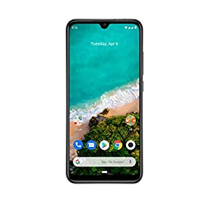 Xiaomi Mi A3 (Kind of Grey, 4GB RAM, 64GB Storage)