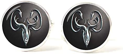 Gemelos Magglass Juego de tronos Casa Greyjoy Modelo II: Amazon.es: Ropa y accesorios