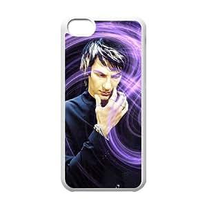 iPhone 5c Cell Phone Case White Maksim Mrvica rolm