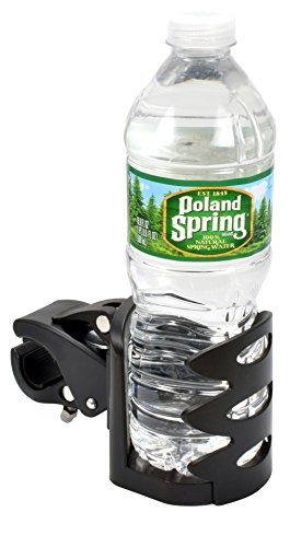Domain Cycling Exercise Bike Water Bottle Holder, Quick Release Easy Adjustable Mount for Handlebars on Indoor Spin Exercise Bikes and Bicycles – DiZiSports Store