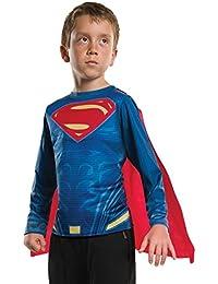 Costume Batman v Superman: Dawn of Justice Superman Child Top, Medium