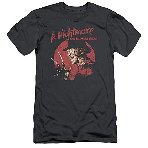 Fit Fit Fit Maglietta da Elm Nightmare Antracite On uomo Street qHZnfw8