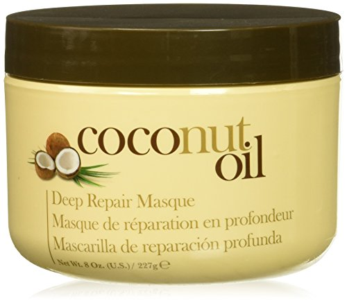 Hair Chemist Coconut Repair Masque, 8 Ounce