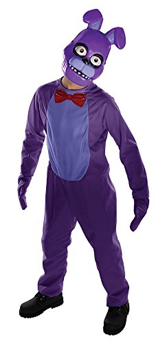 Rubies Costume Five Nights At Freddys Tween Bonnie Costume Set