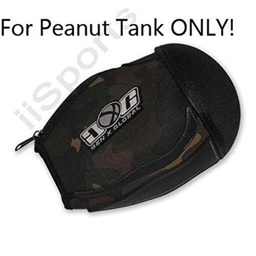 Tank Stubby (GXG Neoprene 45 48 50 ci cu 4500 HPA Stubby Peanut Air Fiber Tank Bottle Cover)