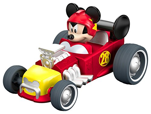 Fisher-Price Disney Mickey Mouse Clubhouse Pull 'n Go Hot Rod Vehicle