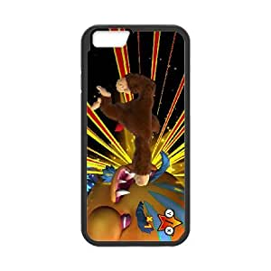 iPhone 6 4.7 Inch Cell Phone Case Black Donkey Kong Country Tropical Freeze ISU259108