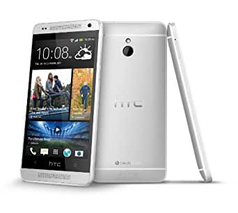 HTC One Mini 16GB 4G LTE Unlocked GSM Android Cell Phone - Silver - AT&T - No Warranty