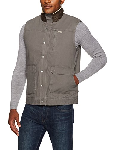 Mountain Khakis Men's Ranch Shearling Vest, Terra, X-Large by Mountain Khakis