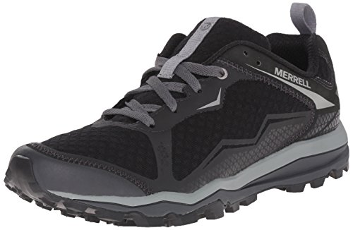 Merrell All Out Crush Light, Zapatillas de Running para Asfalto para Hombre Black