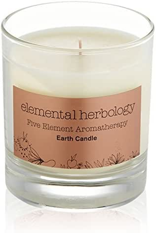 elemental herbology Earth Aromatherapy Candle