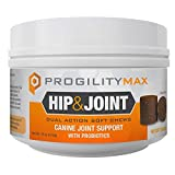 Nootie Progility Max Hip & Joint with Probiotics for Dogs - 60 Cold