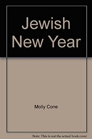 book cover of The Jewish New Year