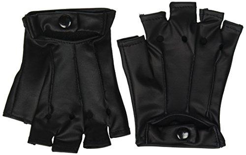 Carlos Descendants Costume (Disguise Evie Descendants Disney Gloves, One Size Child, One Color)